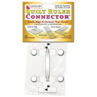 Quilt Ruler Connector by Guidelines4Quilting
