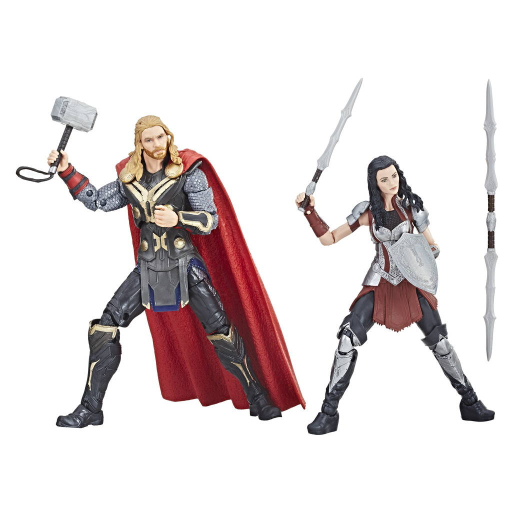 MARVEL STUDIOS: FIRST TEN YEARS - THOR: THE DARK WORLD - THOR & SIF  - INR 3599