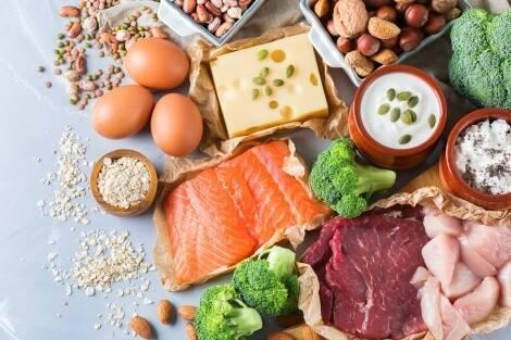 Les aliments autorisés pour une alimentation sans sucre
