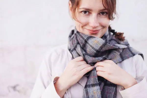 cashmere scarves & wraps