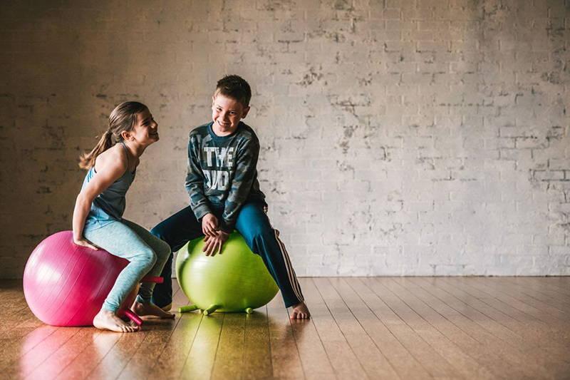 How active sitting helps kids focus in school