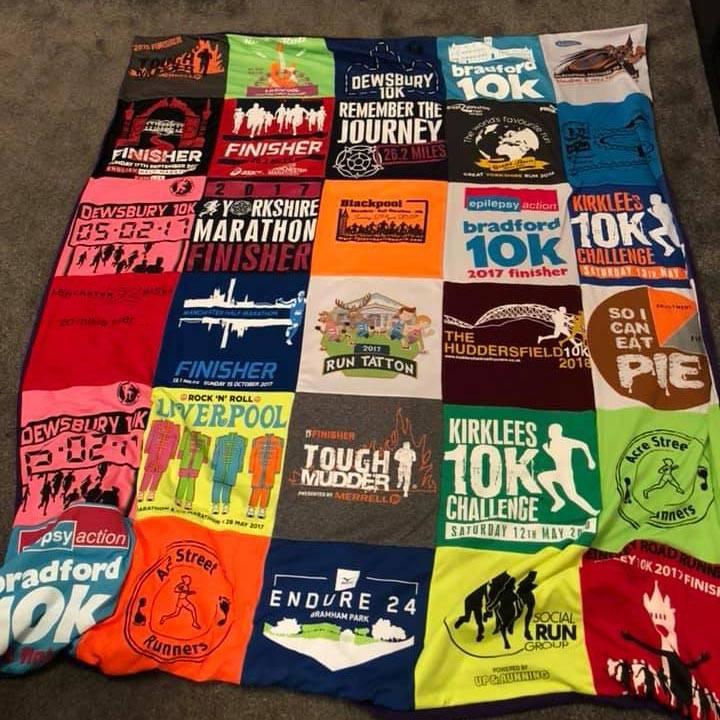 Too Many T-Shirts - T-Shirt Blankets | Memory Blanket | Custom T-Shirt Quilt