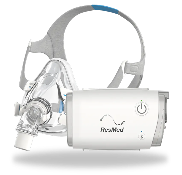 ResMed AirMini with Mask.