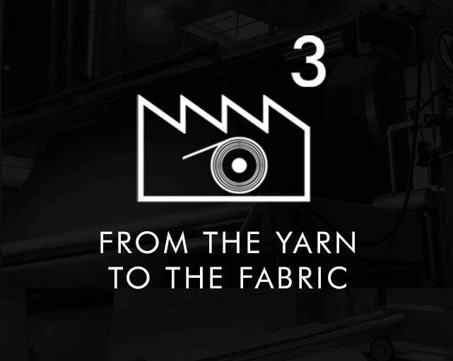 From the yarn to the fabric