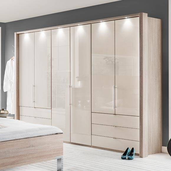 Soft Close Wardrobe Doors The Seville Collection