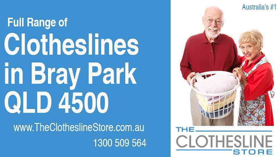New Clotheslines in Bray Park Queensland 4500