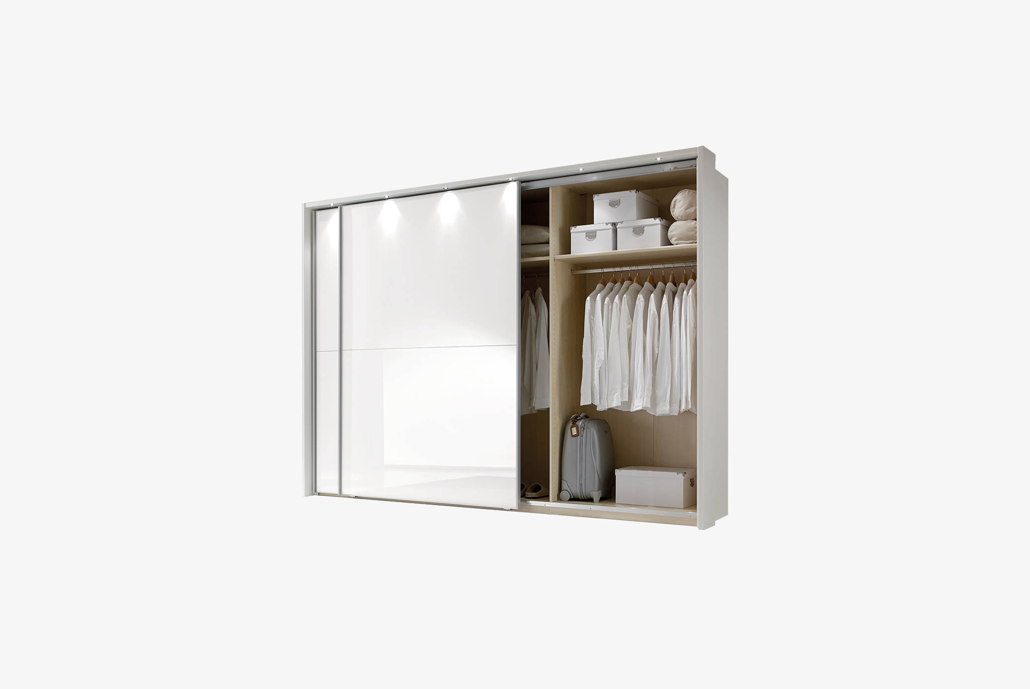 Customisable Wardrobes In Norwich