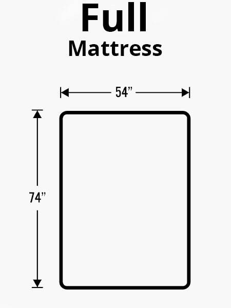 full size bed mattresses
