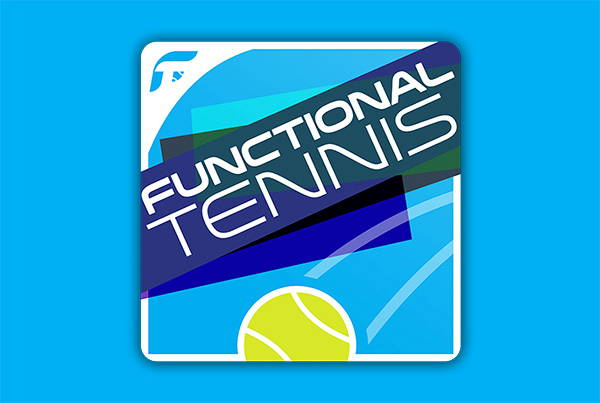The Functional Tennis Podcast Logo