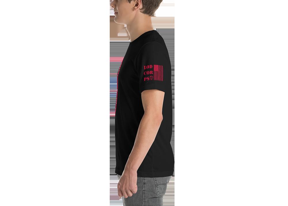 LOD CORPS shirt sleeve