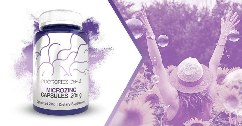 MicroZinc | A Bioavailable Zinc Supplement