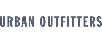 Urban Outfitters logo.