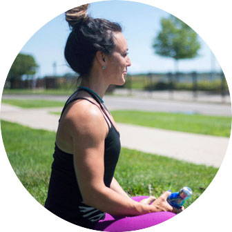 Shop Gaiam for yoga, fitness, meditation, active sitting, and wellness