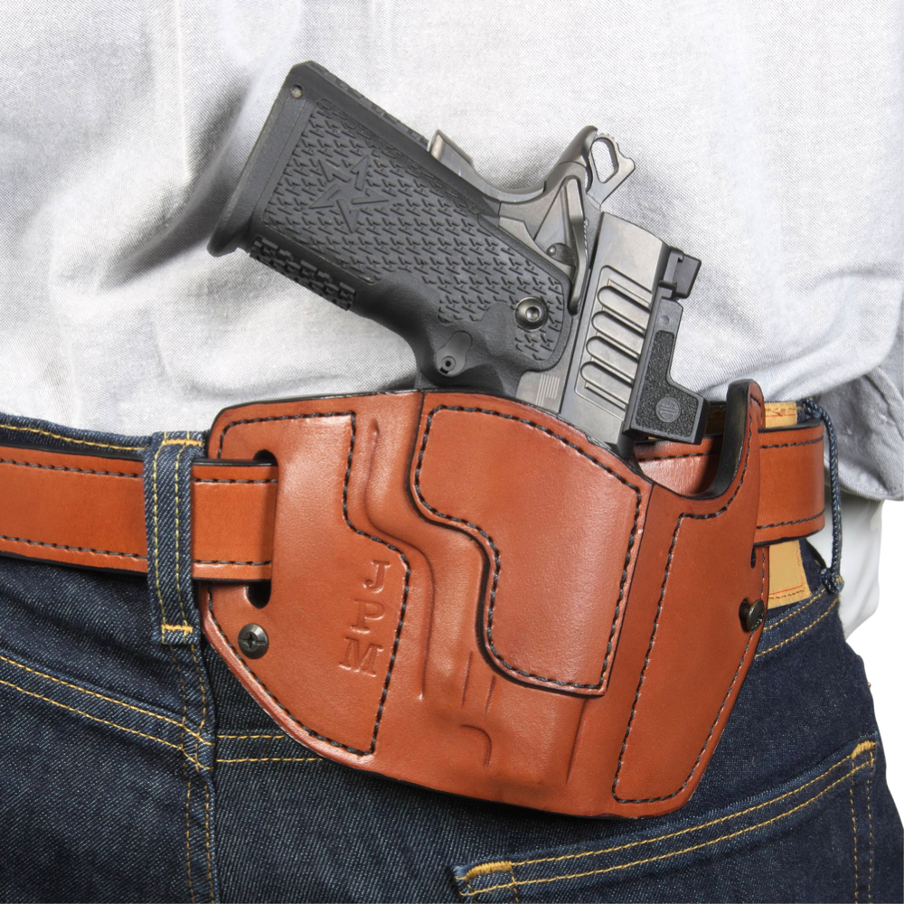 best leather holster for