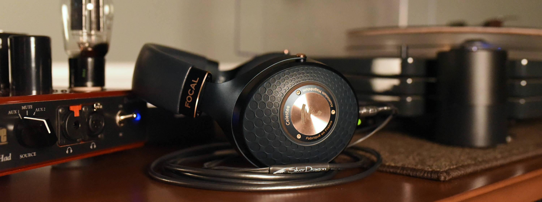 Focal Celestee closed-back headphone