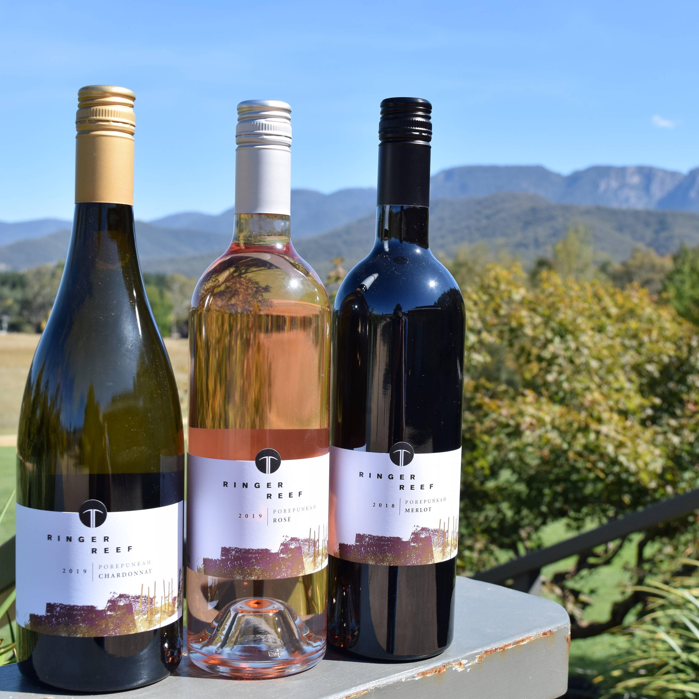 Best wine in Bright High Country Victoria Porepunkah