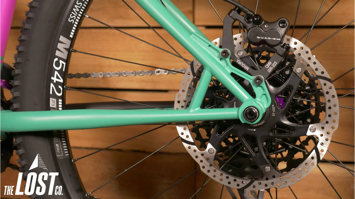 quadiem brakes hydraulic disc brake