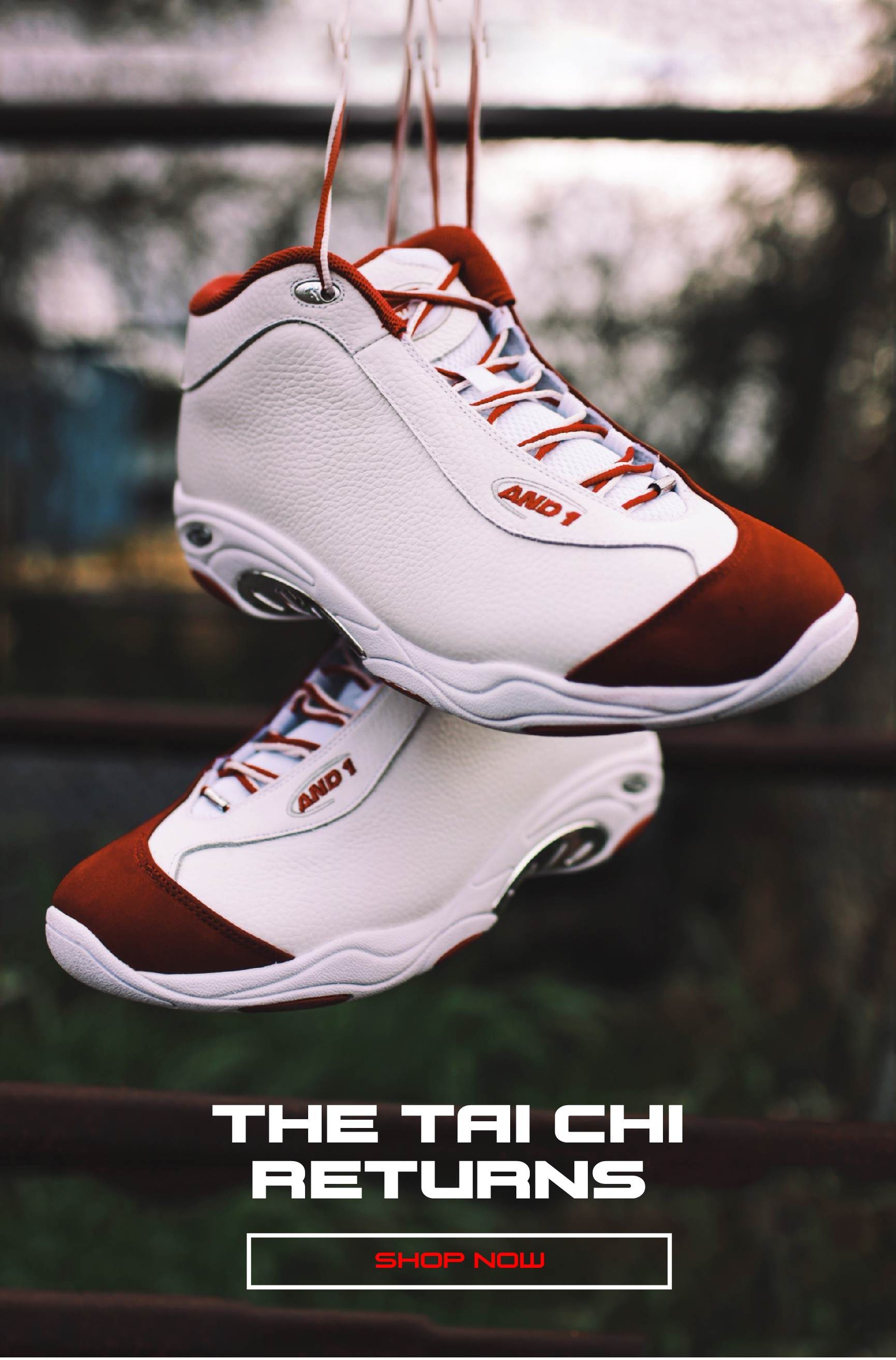 And1 Com The Tai Chi Returns Exclusively At And1 Com