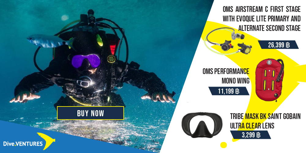 OMS Diving | Dive.VENTURES
