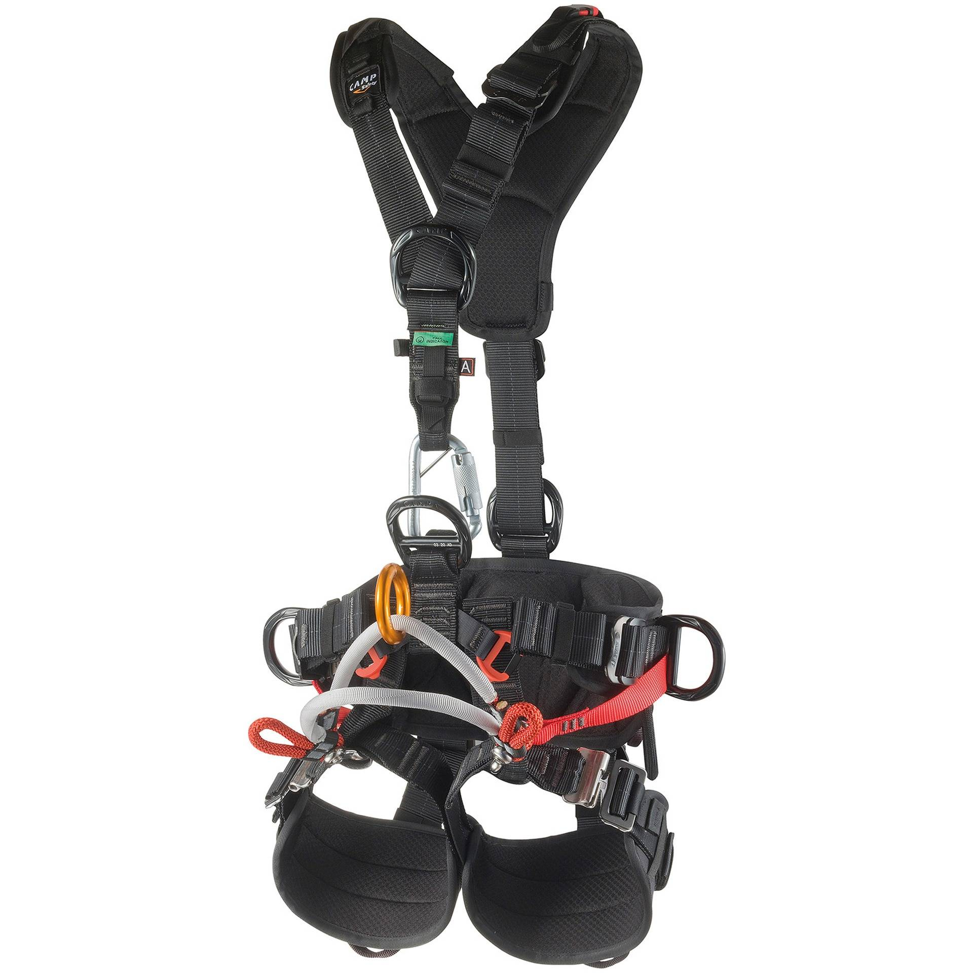 image of Camp Tree Access ANSI XT Fall-Arrest Harness