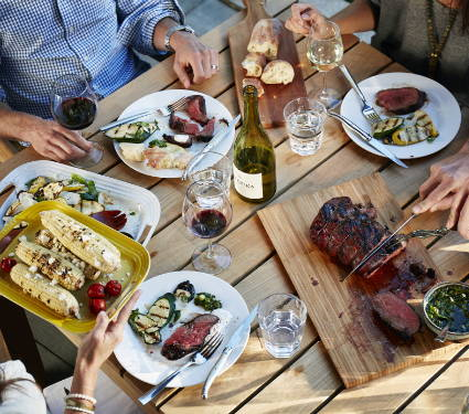 Liven up your backyard barbecue: 3 tips for elevating your next cookout