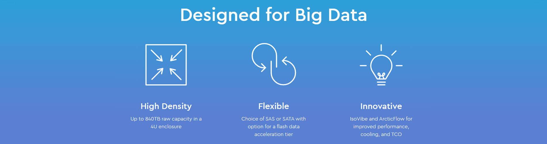 Designed for Big Data