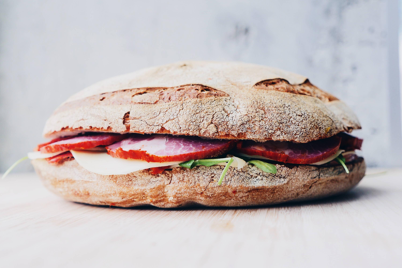 Recette keto de sandwich