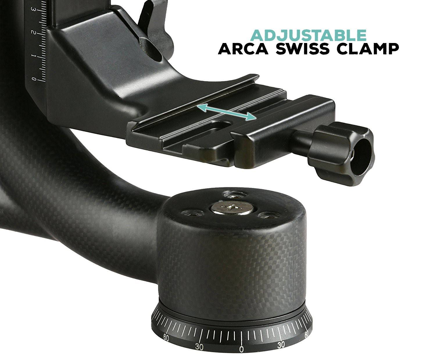 Arca-Swiss Quick Release Plate