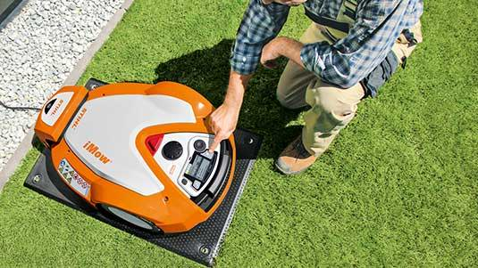 Robotic Mower Parts & Accessories