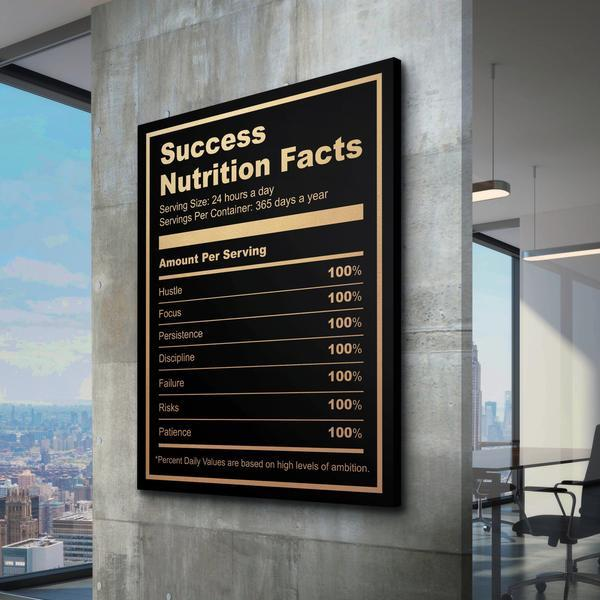 Ingredients For Success Art