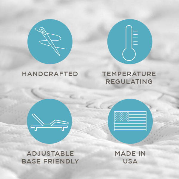 Handcrafted Mattresses Made In USA