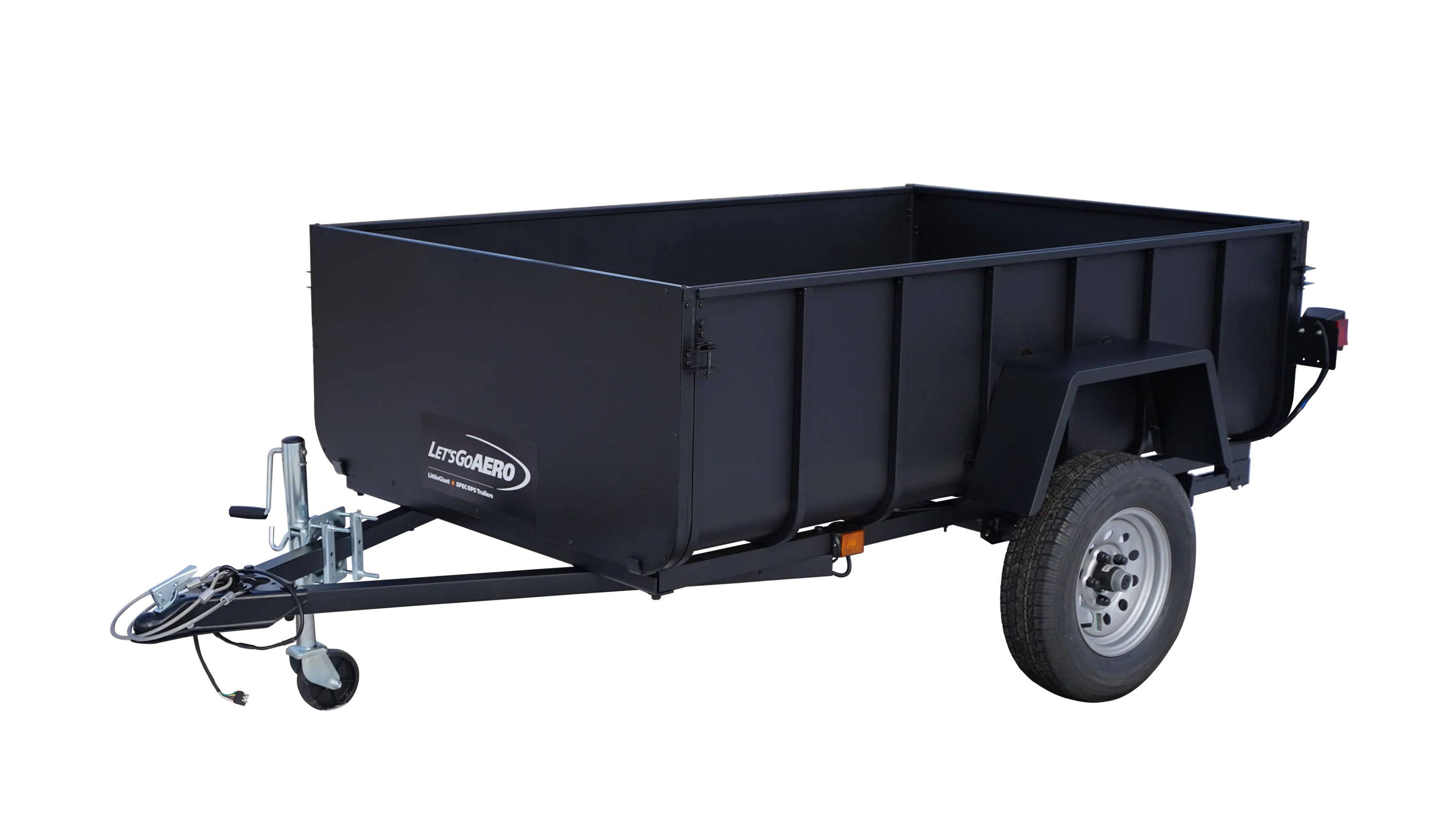 LittleGiant Adventure Sport Utility Trailer