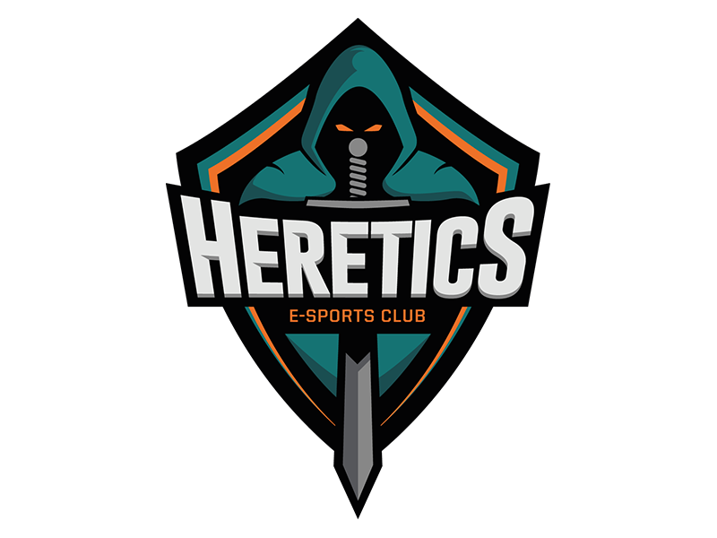 Heretics team logo