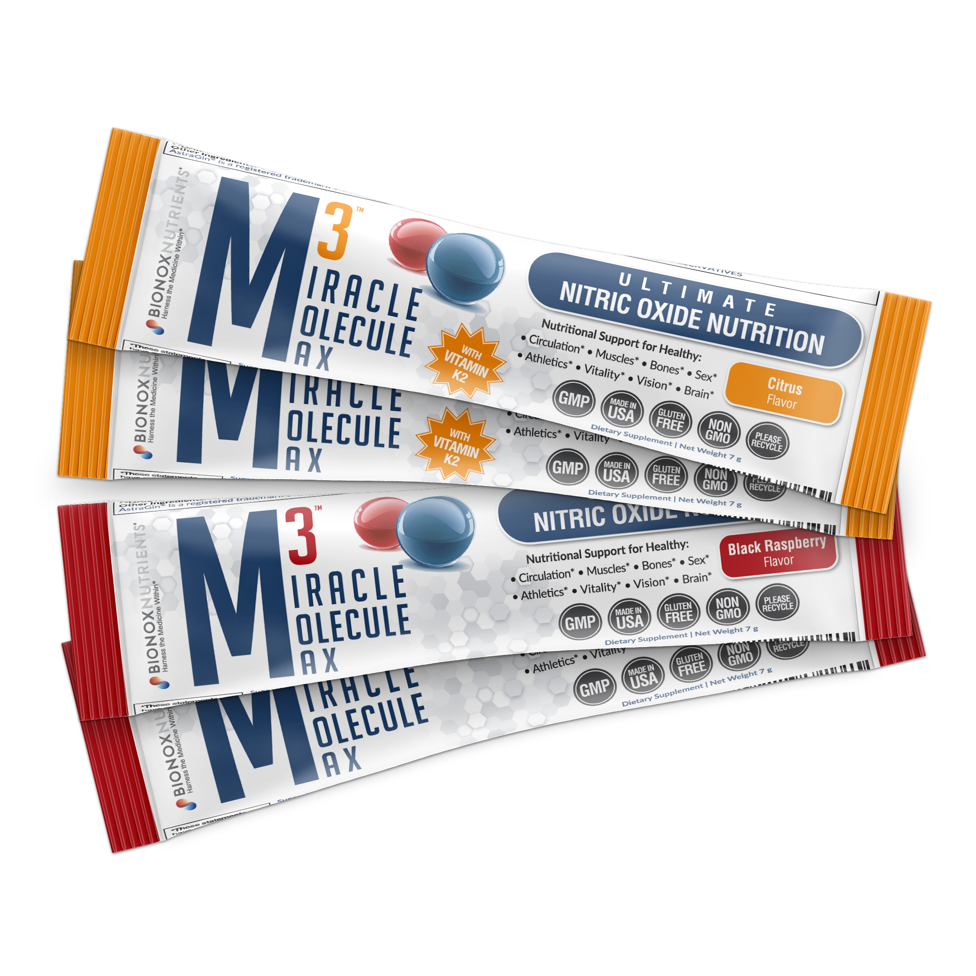 M3 Miracle Molecule Max Stick Pack