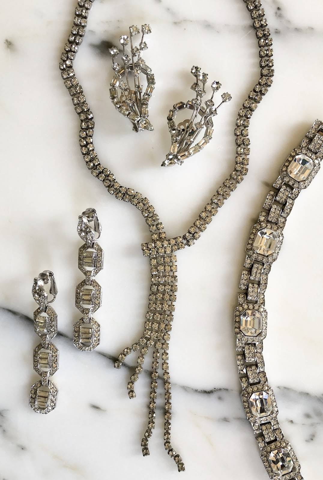vintage 1950s and 1960s jewelry novelties