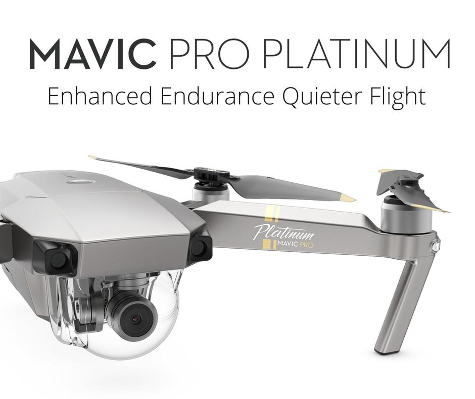 Mavic Pro Platinum