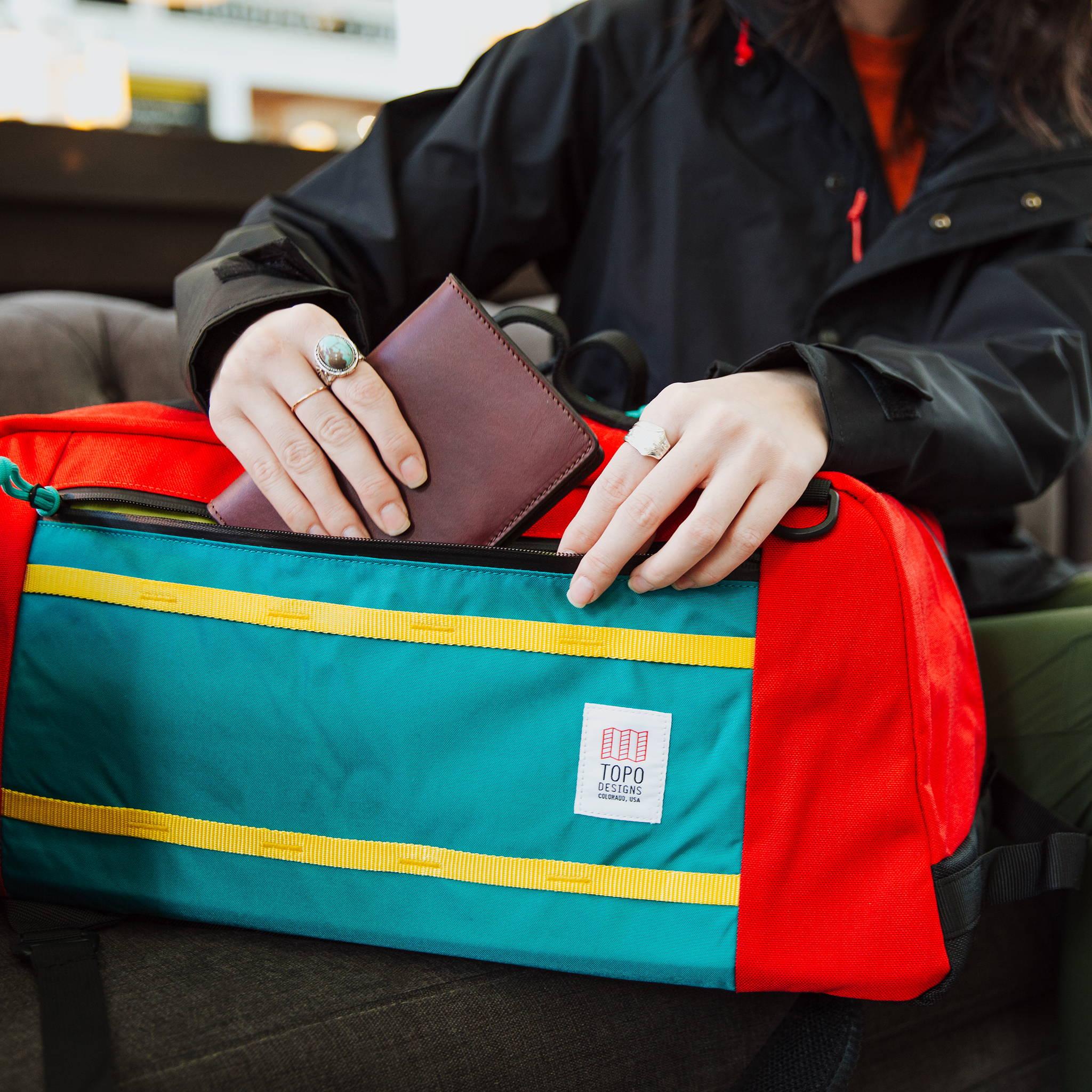 8f548f2e20 40L Travel Duffel Carry On Bag – Topo Designs