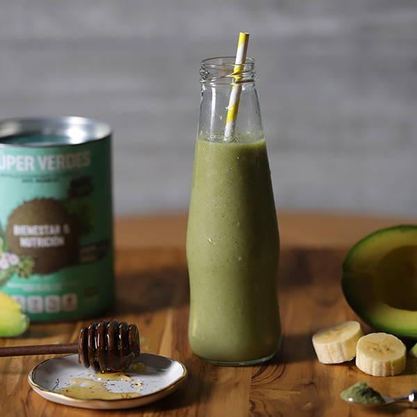 recetas con super verdes salud digestiva