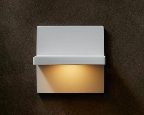 Rich Brilliant Willing Ledge Square Wall Light