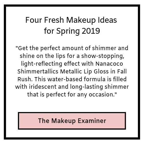 four fresh makeup ideas for spring 2019