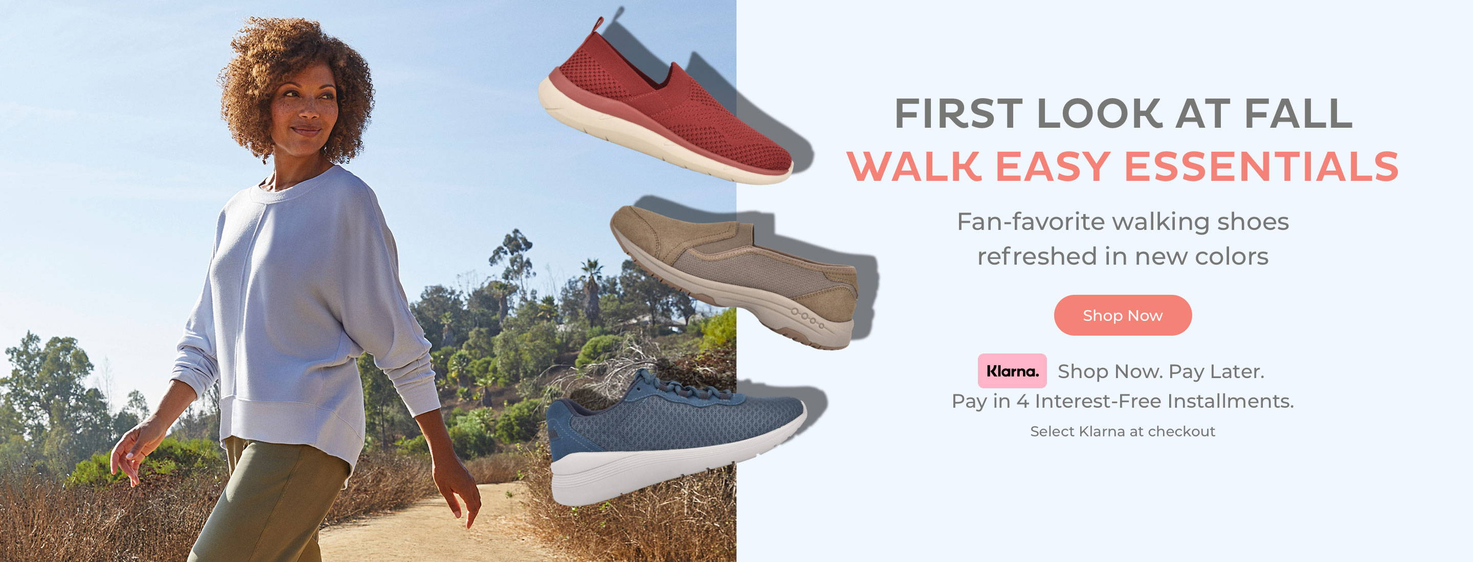 Walk Easy Essentials