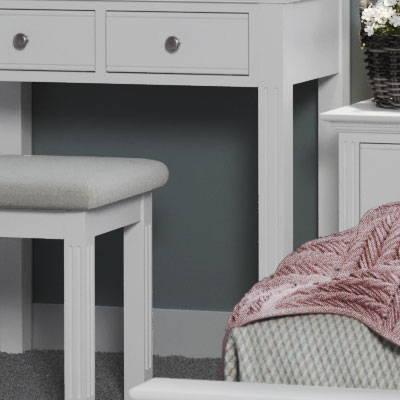 Billingford White Bedroom