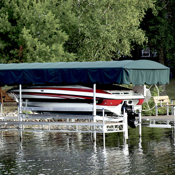 Shoreline Industries Replacement Boat Lift Canopy Covers