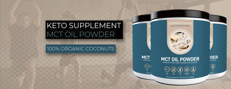Keto MCT Oil Powder