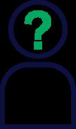 """Icon """"Hilfe bei der Auswahl"""""""