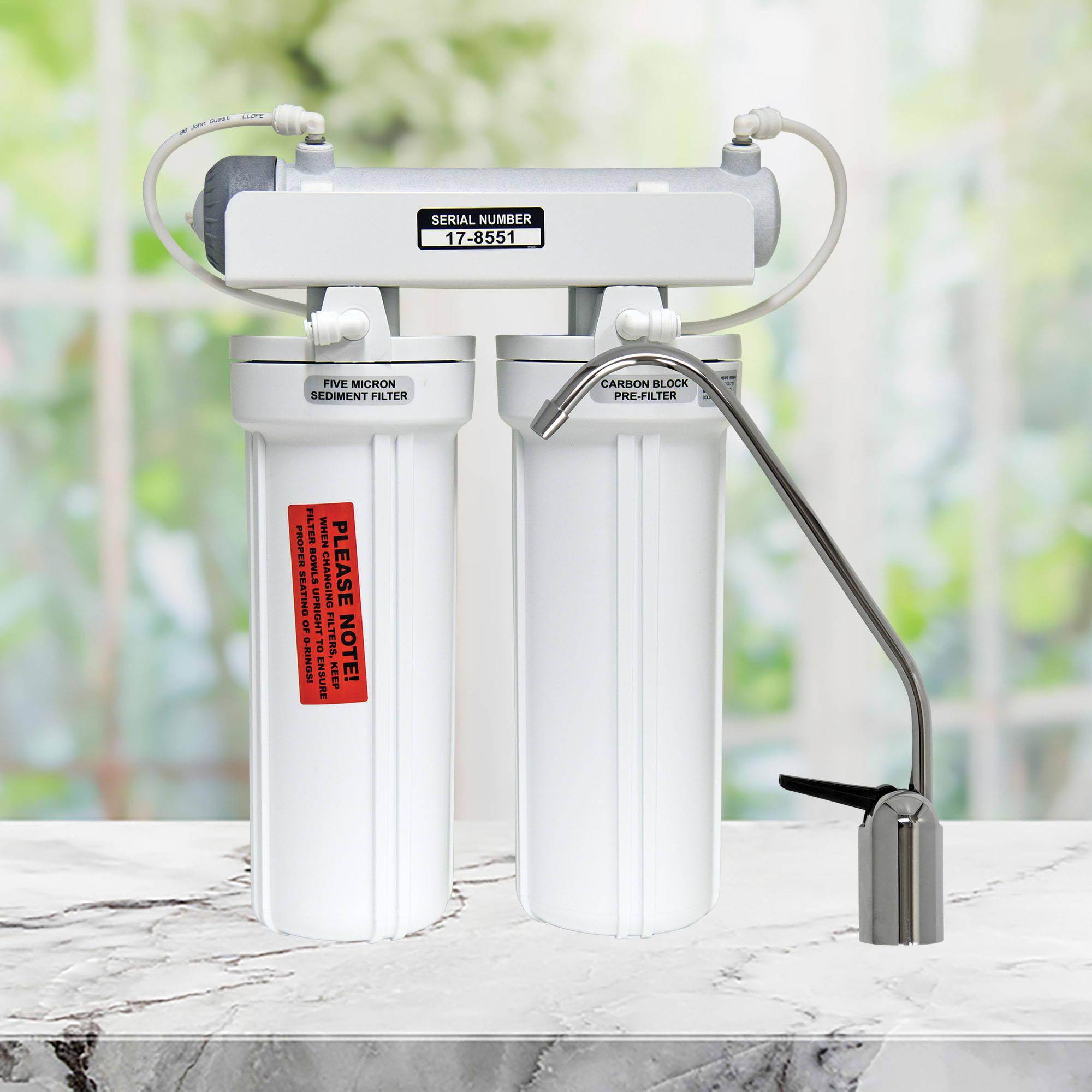 Watts Premier UV-3 Filtration