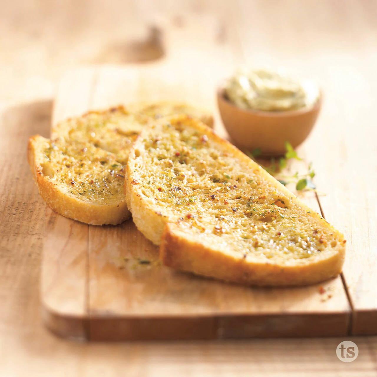 Italian Garlic Seasoning