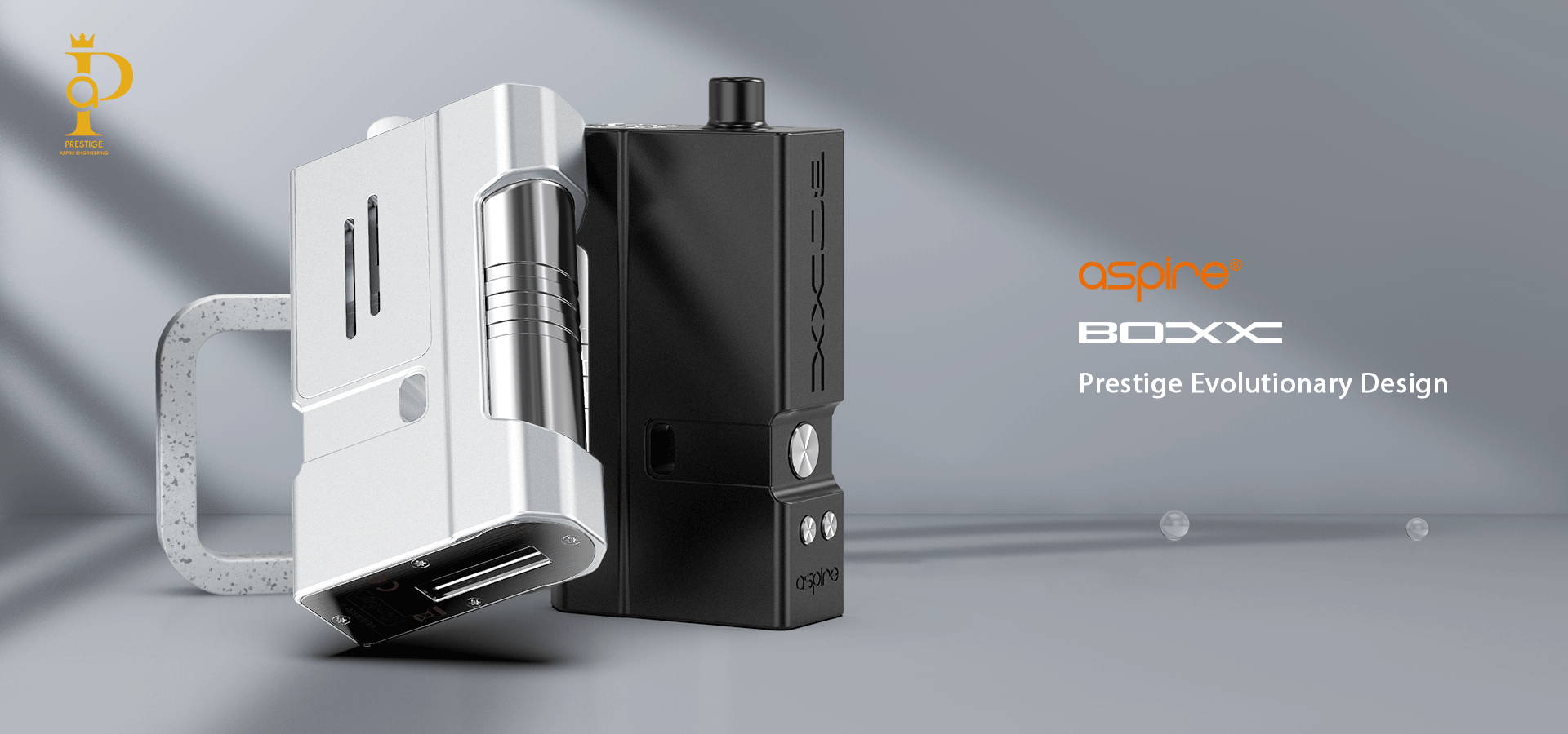 Boxx | Aspire Prestige | Buy High End Vape Gear Online