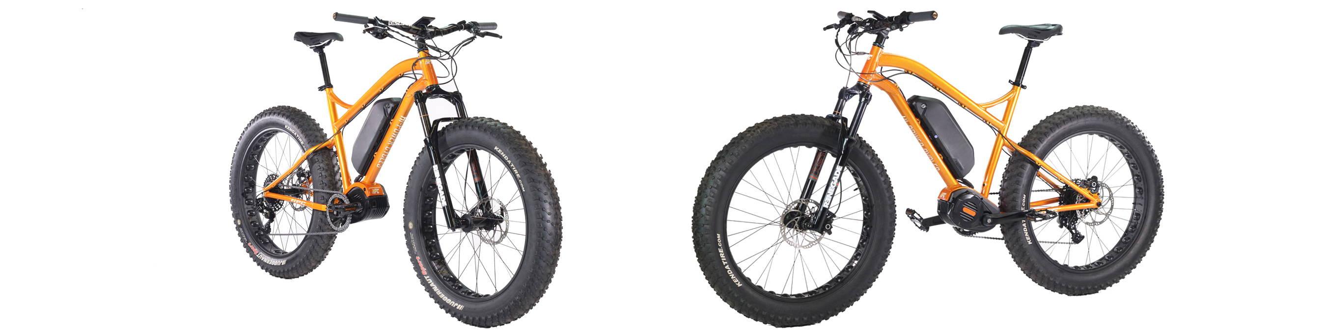 Titan High Performance Fat Tire Electric Bike | Hi Power Cycles