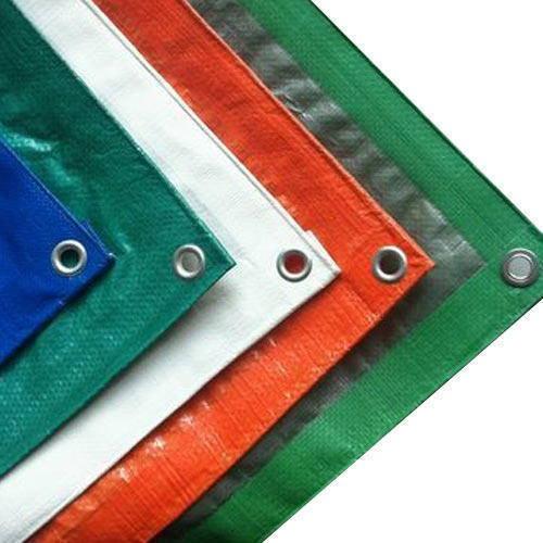 coloured tarps